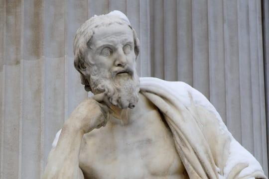 Hérodote: biographie courte de l'historien auteur de l'Enquête