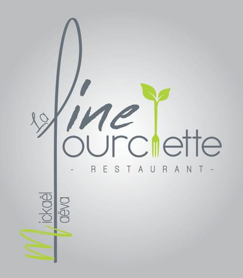 Restaurant : La Fine Fourchette  - Logo -   © Logo