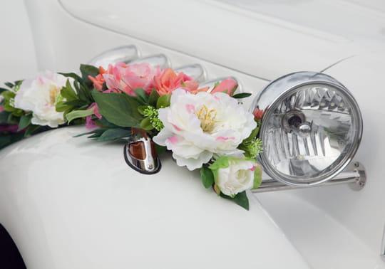Louer une voiture pour un mariage