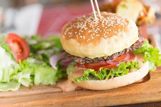Chez Papa Paris 15  - Burger Chez Papa Paris 15 -