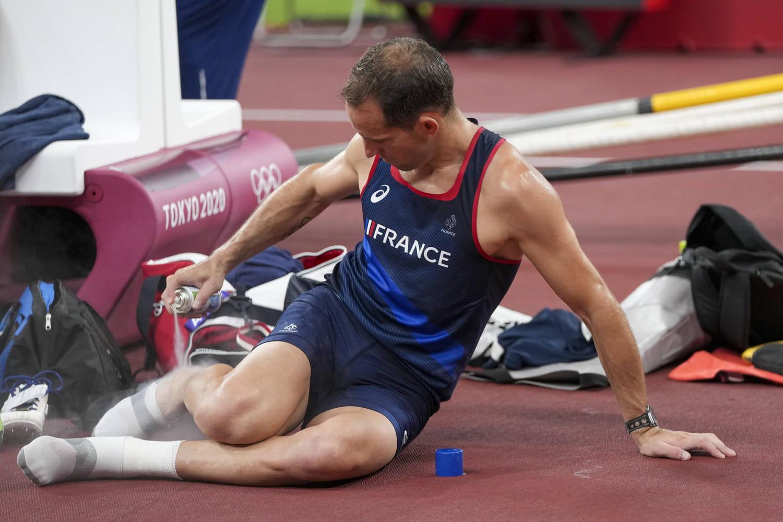 Renaud Lavillenie (JO 2021): une blessure qui tombe mal, une médaille qui s'échappe à la perche