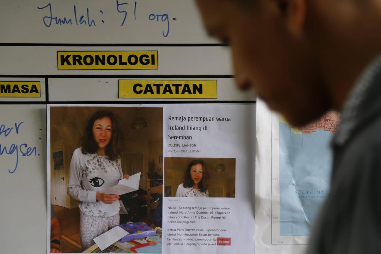 Disparition de NoraQuoirin: sa mort en Malaisie, un acte criminel?