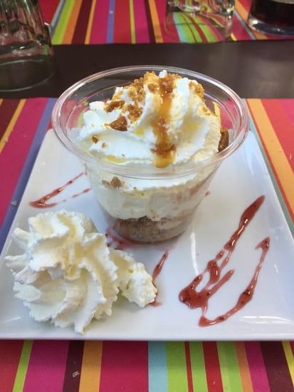 Dessert : Brasserie du Pole   © BP