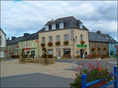 Le Sénéchal - Restaurant gastronomique  - Restaurant gastronomique entre Morlaix et Huelgoat -   © Thierry Thomas