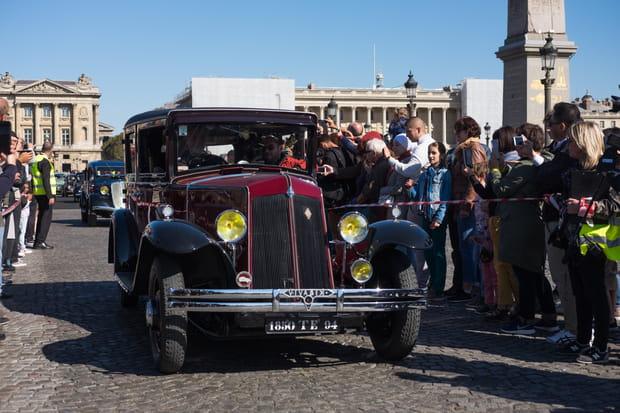 L'une des plus grandes Renault à la fin des années 1920