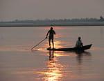 Le fleuve Brahmapoutre, de l'Himalaya au golfe du Bengale