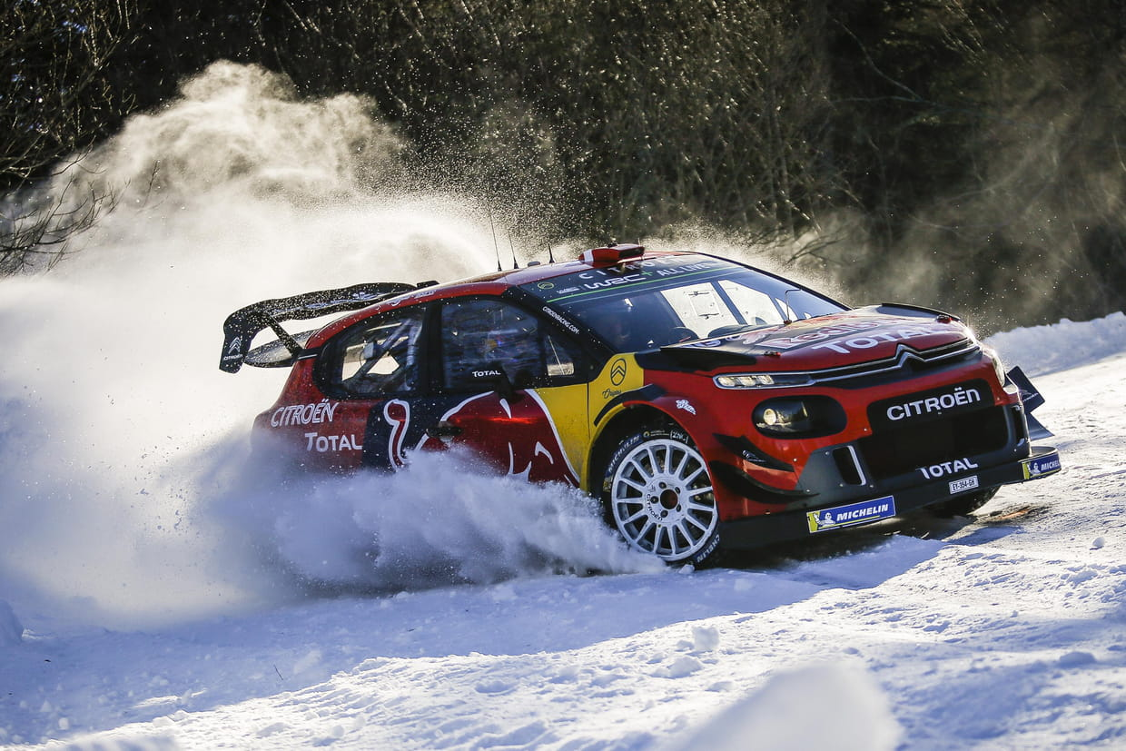 rallye monte carlo 2019 un duel ogier loeb les horaires tv direct. Black Bedroom Furniture Sets. Home Design Ideas