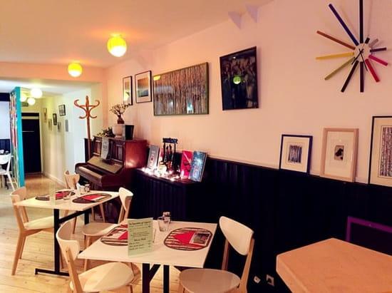 Restaurant : Les Baguettes qui Piquent  - Salle -