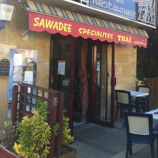 Restaurant : Sawadee Restaurant
