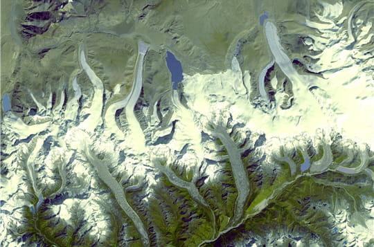 Montagnes vertigineuses