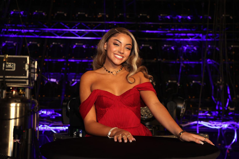 Wejdene: qui est la chanteuse, qui participe à Danse avec les Stars?