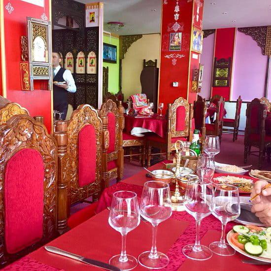 Restaurant : Bollywood  - salle de restaurant -   © @