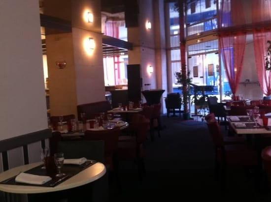 Alequin  - salle du restaurant -