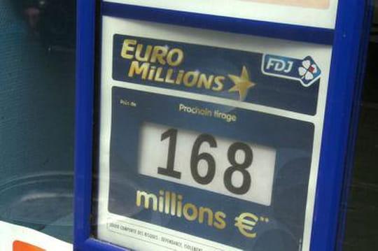 Euro Millions: voici les impôts qu'il devra payer!