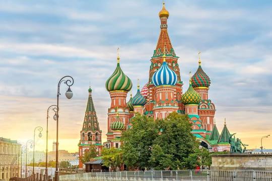 Décalage horaire avec la Russie: heure en France et à Moscou