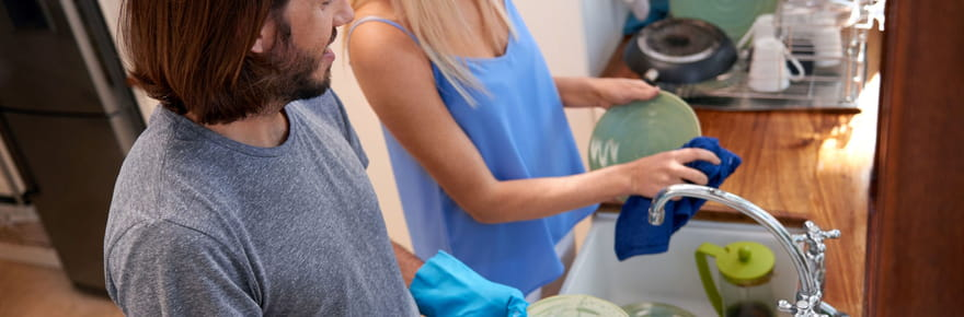 Nos astuces pour faire la vaisselle plus vite, plus efficacement et plus écologiquement