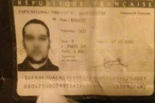 Chérif Kouachi et Saïd Kouachi: l'ainé avait suivi uneformation d'Al Qaïda auYémen
