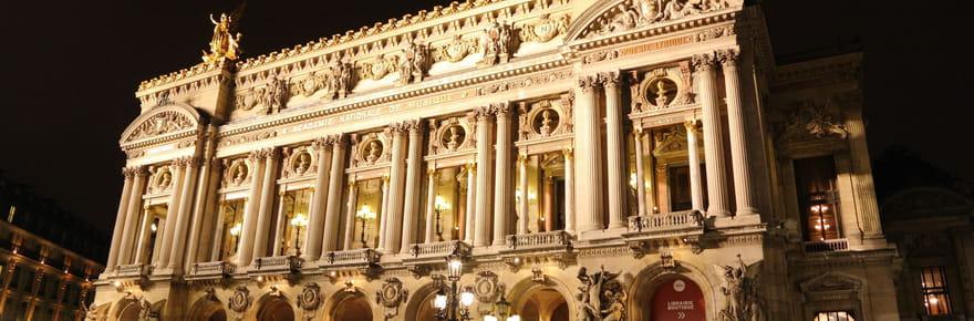 Opéra Garnier: adresse, horaires, billet, préparer votre visite