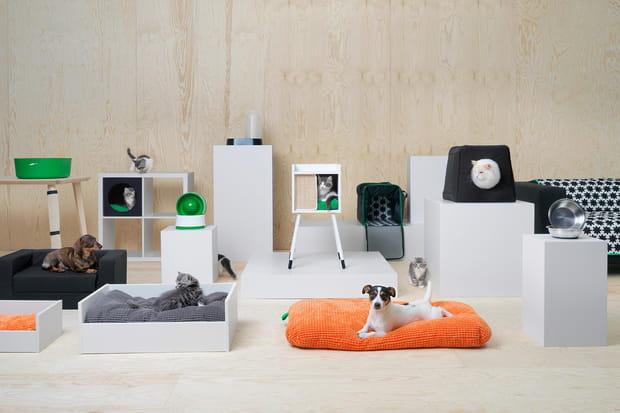 IKEA lance LURVIG, sa première collection pour animaux