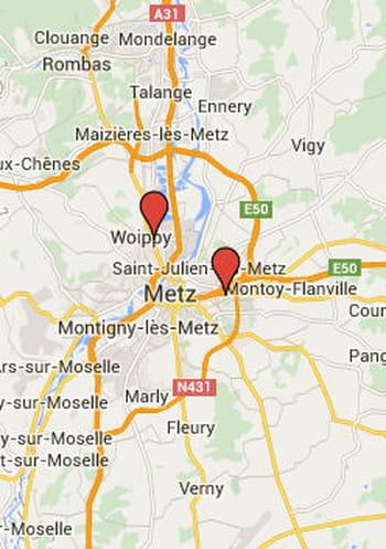 Restaurant Metz La Tour De Pol