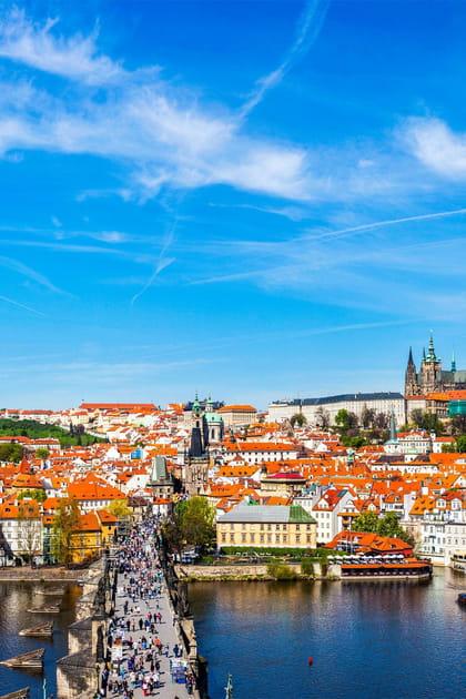 Prague, en quête de romantisme