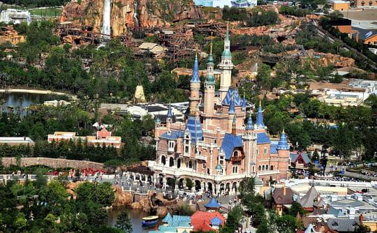 Shanghai Disneyland: découvrez le plusgrandDisneylanddumonde