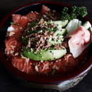 OXO Bistrot - O San Sushi City  - Shirashi saumon avocat -