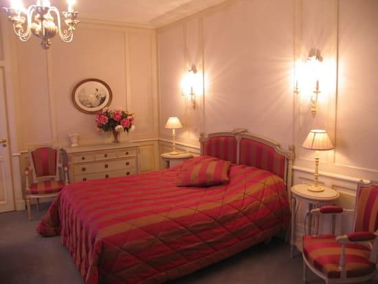Le Clos de Bourgogne  - Chambre  -
