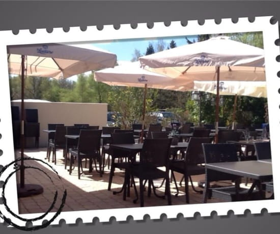 Restaurant : L'Etna  - La terrasse  -