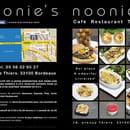 Noonie's  - Carte flyer Noonie's 2013 -   © Noonie's