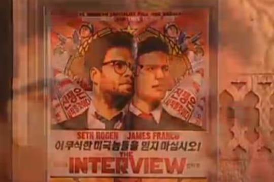 """""""L'Interview qui tue !"""" : le film finalement diffusé malgré les menaces contre Sony"""