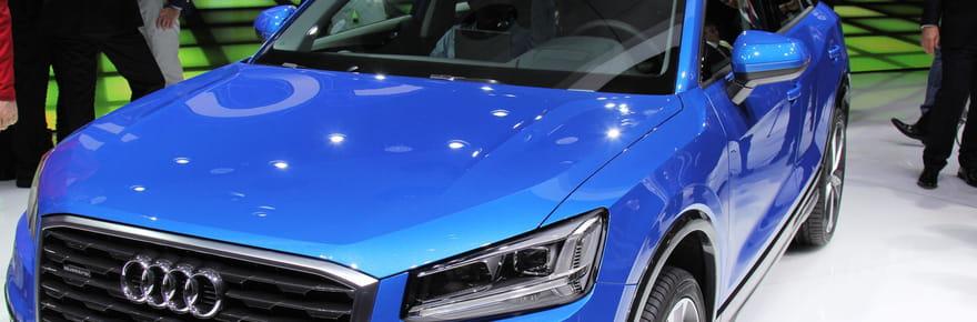 Audi Q2 : le petit SUV compact en images