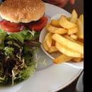 Plat : Le Granite  - Burger -