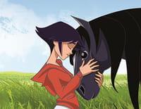 Le ranch : La légende du cheval blême