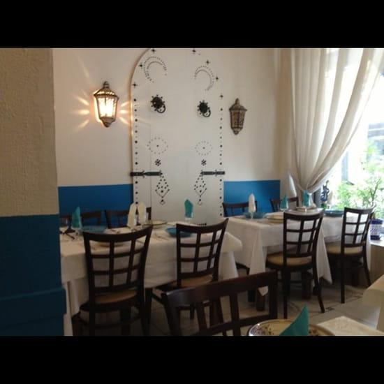 Restaurant : Sidi Bou Saïd