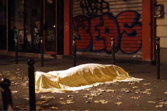 """Daech (État islamique) revendique les attentats à Paris qui visaient """"des mécréants"""""""