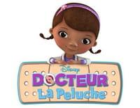 Docteur La Peluche : Les jouets de la salle d'attente. - Coquille fait une insolation
