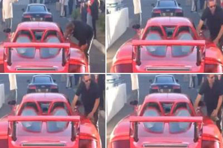 Paul Walker: ses dernières images avant l'accident