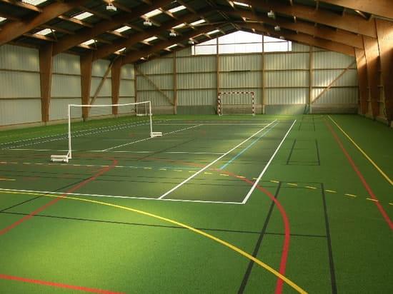 Clos Malpré/La Forain  - Gymnase sur place pour activités sportives -