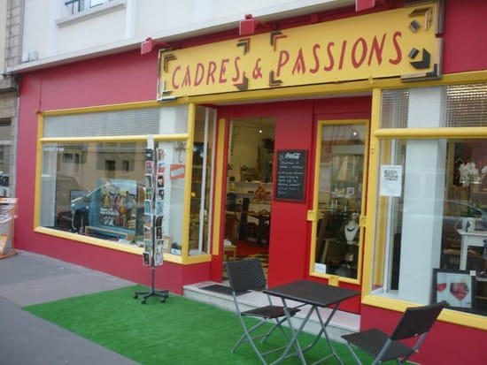 Cadres & Passions