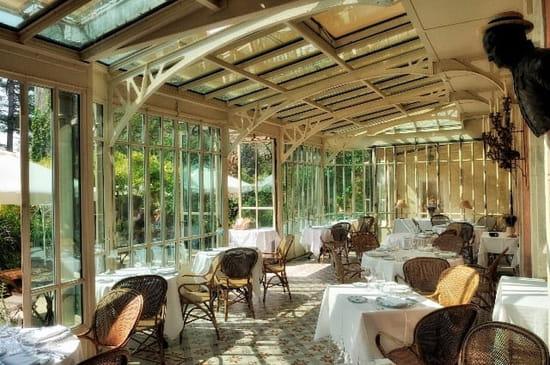 Le Clair de la Plume  - Le restaurant dans la verrière LE CLAIR DE LA PLUME -   © Alain MAIGRE pour LE CLAIR DE LA PLUME