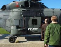 La minute de vérité : La Royal Air Force perd un Chinook