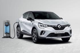 Nouveau Renault Captur: la version hybride rechargeable présentée!
