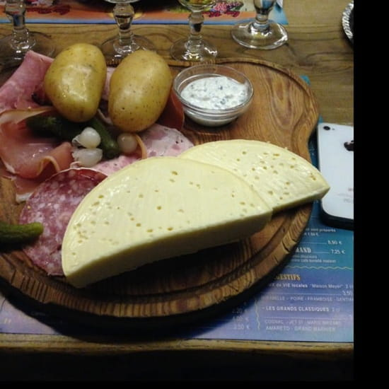 Fromage : Brasserie du Grizzly