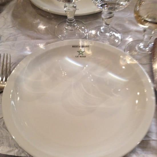 Restaurant : Le Riad