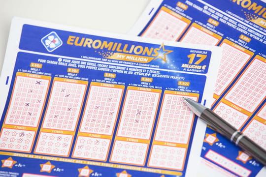 Résultat Euromillion: le tirage du 14novembre 2017
