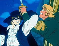 La légende de Zorro : La belle et le monstre