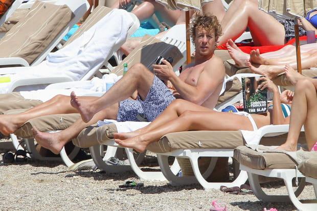 Il passe ses vacances à Saint-Tropez