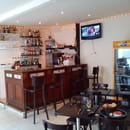 La Fourchett Folle  - le bar -