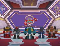 Transformers Rescue Bots Academy : Le secret du vol